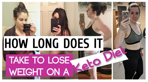 lose weight on a keto diet