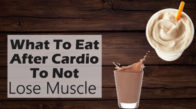 eat after cardio